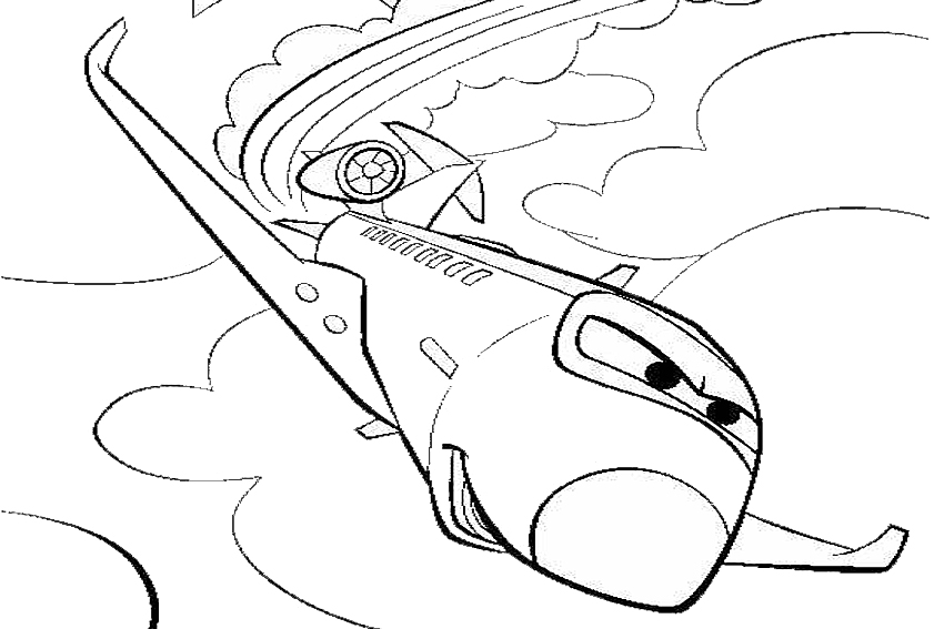disney coloring pages. bad guy ramone lizzie. cars lightning mc ...