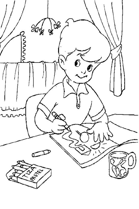 Alexander Graham Bell Coloring Page - Diannedonnelly.com