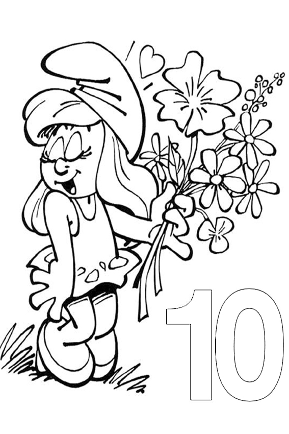 happy birthday coloring pages to color in on your birthday - Birthday Coloring Pages Girls