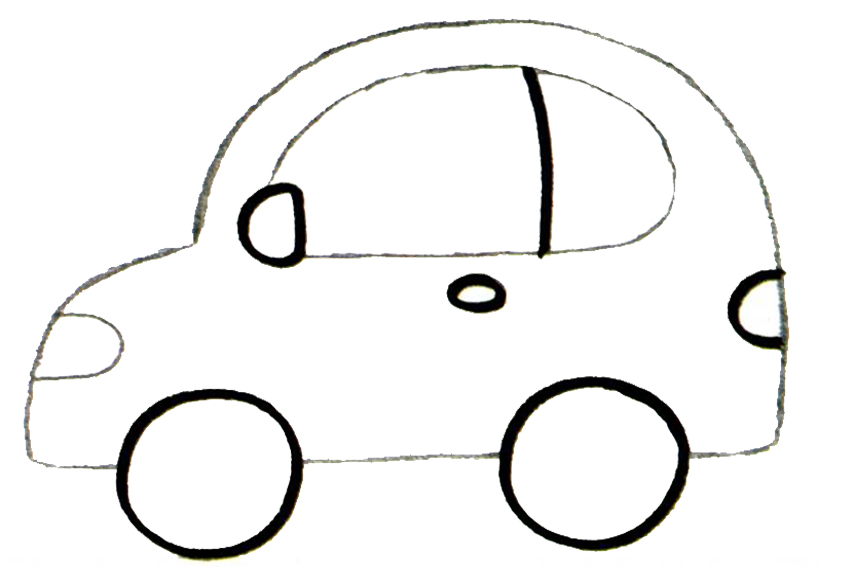 learn how to draw cars step by step