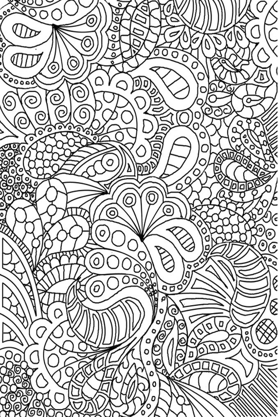 Adult Coloring Pages on barbie coloring pages for adults