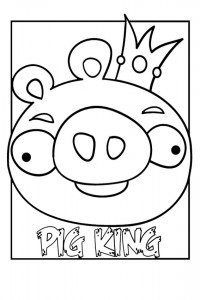 King of the pigs