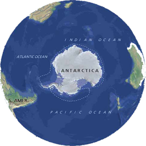Antarctic world