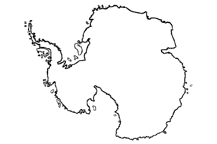 antartica coloring pages - photo#8