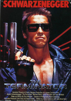 Cool enlargement of the Terminator