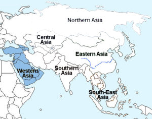 Western Asia