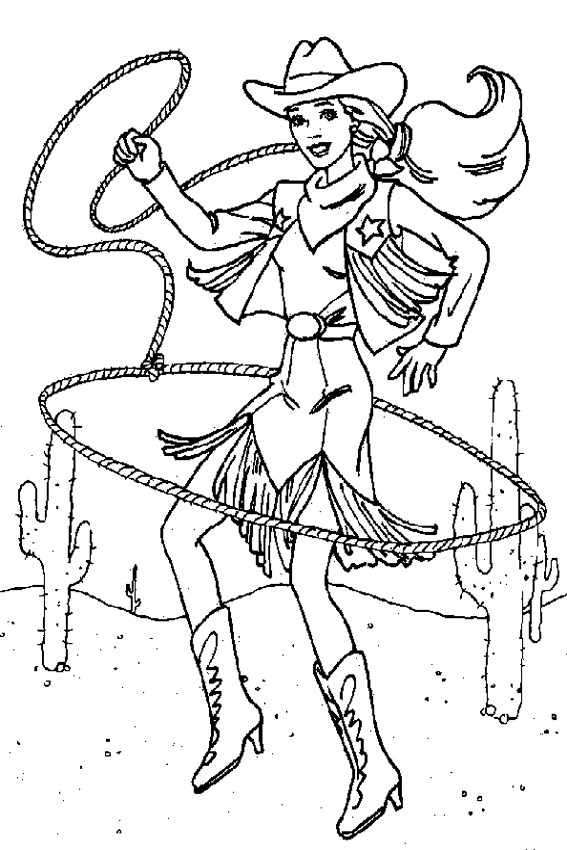 free barbie halloween coloring pages - photo#32