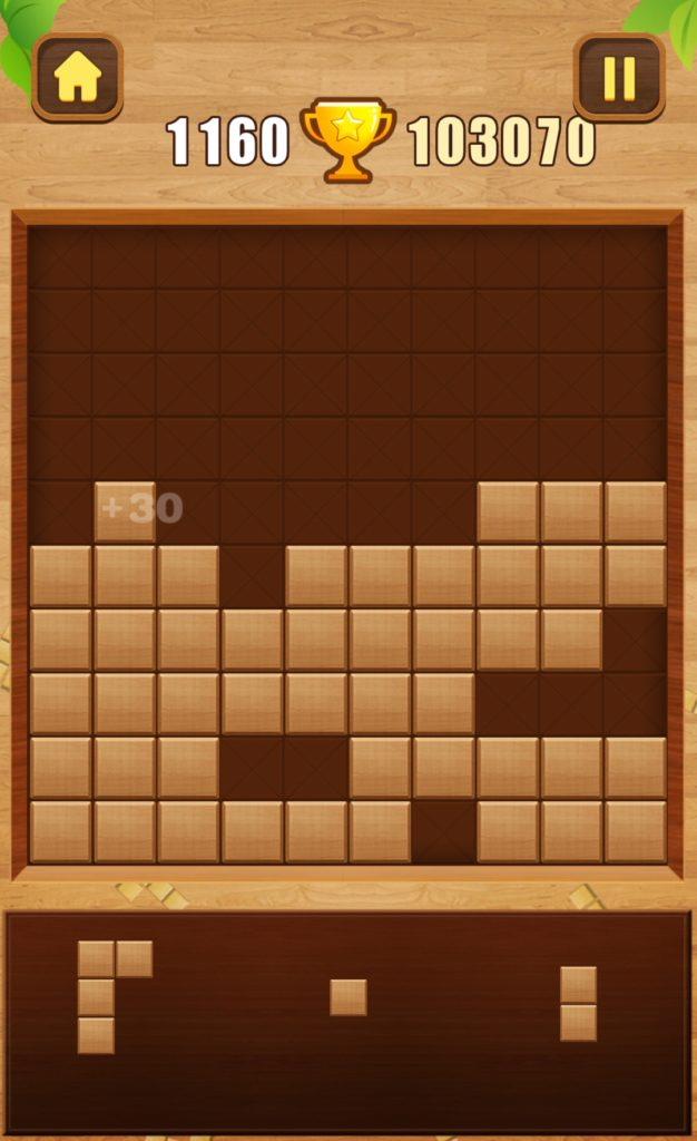 Online puzzle game