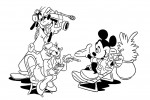 Daisy Duck interview with Mickey Mouse