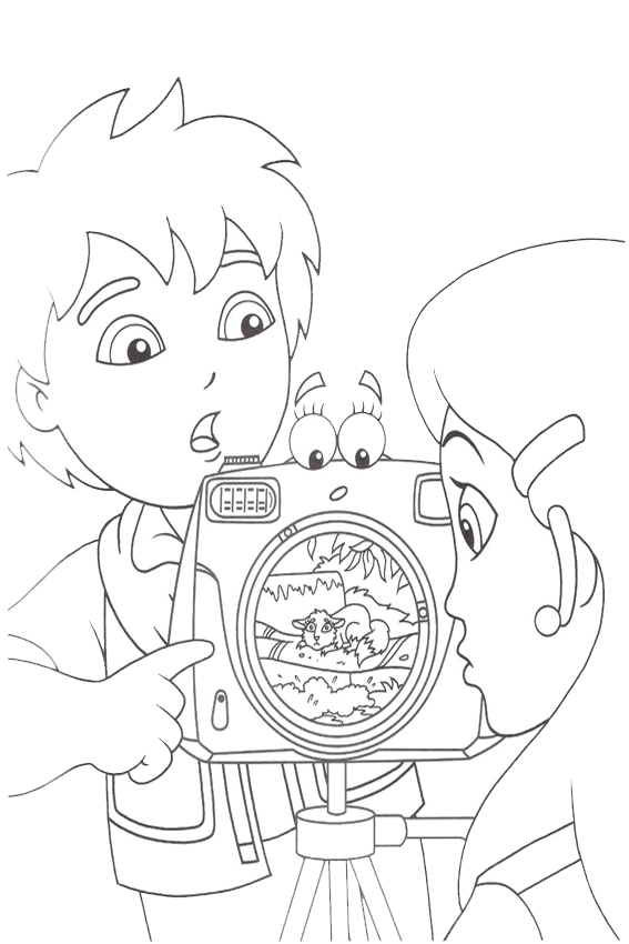 alicia diego coloring pages - photo#10