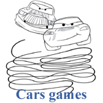 Cars games to print