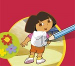 Dora and Backpack