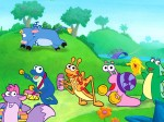 Characters from Dora the Explorer
