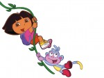 wallpaper from Dora and Boots