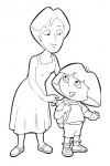 Dora's mother