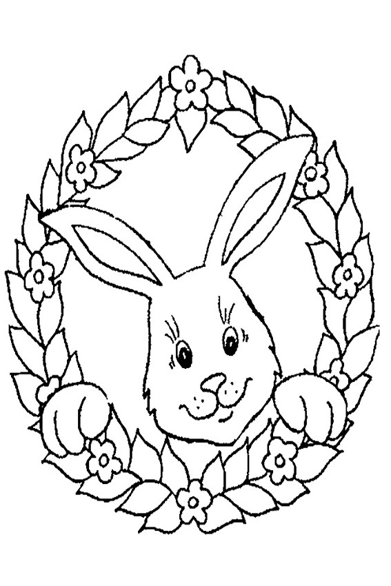 its happy bunny coloring pages - photo#18