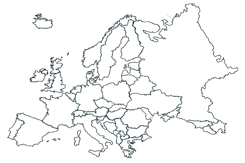 The continent Europe Only Kids