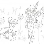Tinkerbell and Silvermist