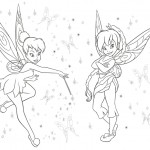 Tinkerbell and Fawn