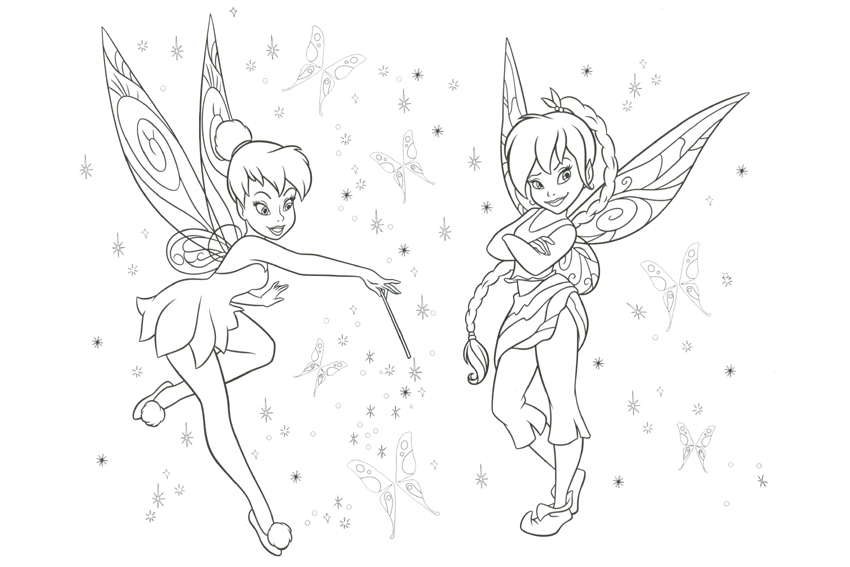 Tink Coloring Pages - Coloring Home | 567x850