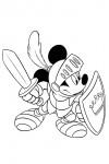 Knight Mickey