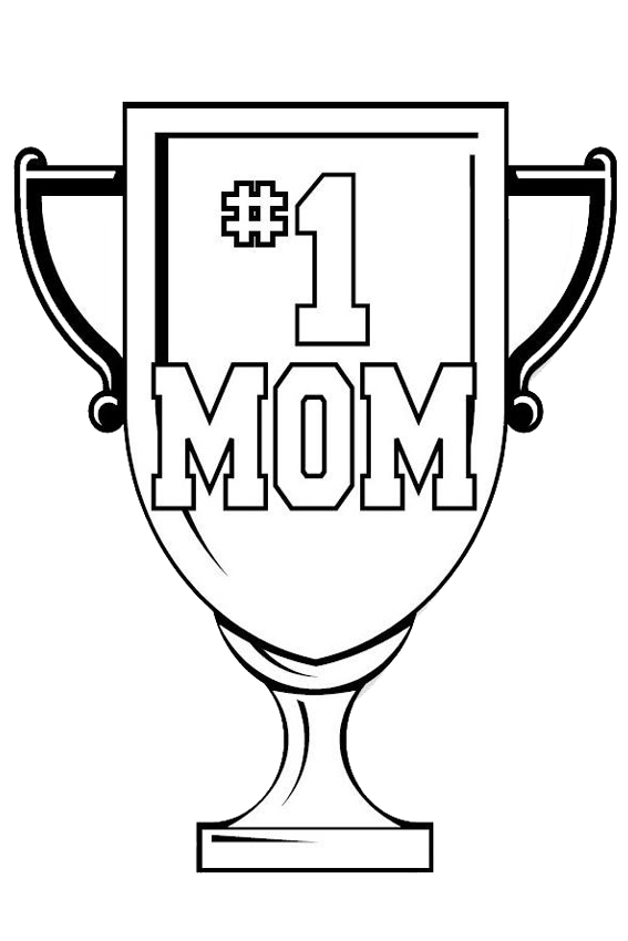 Mothers Day Coloring Pages To Choose From And To Surprise Your Mom With