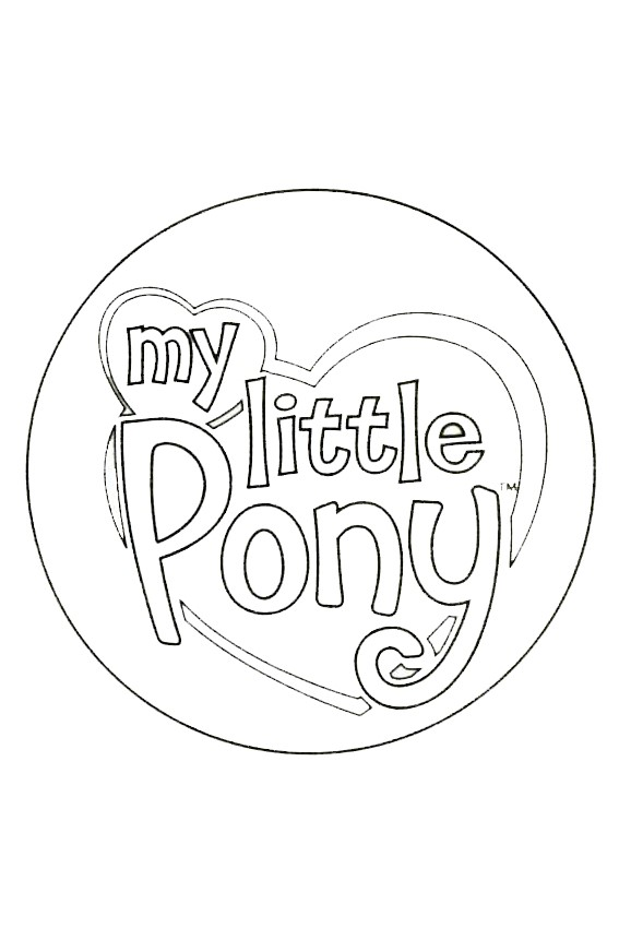 My Little Pony coloring pages to