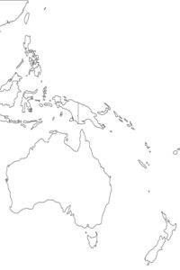 Oceania coloring page