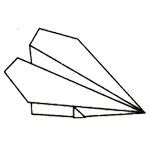Paper airplanes 001