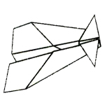 Paper airplanes 003
