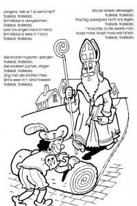 Sinterklaas liedjes 001