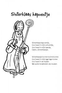 Sinterklaas liedjes 003
