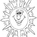 Sunny sun