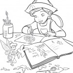 Tinkerbell crafting
