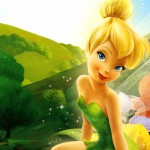 Tinkerbell background 002