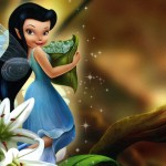 Tinkerbell wallpaper 005