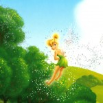 Tinkerbell wallpaper 008